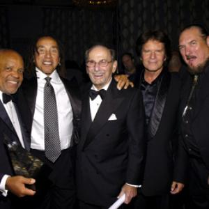 John Fogerty, Smokey Robinson, Steve Cropper, Hal David, Berry Gordy
