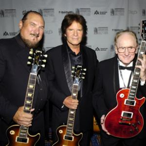 John Fogerty, Steve Cropper, Les Paul