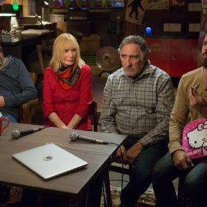 Sally Kellerman, Judd Hirsch, David Cross, Troy Ruptash