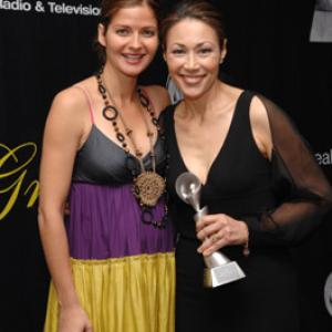 Jill Hennessy, Ann Curry