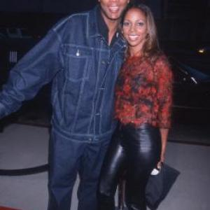 Holly Robinson Peete, Mark Curry