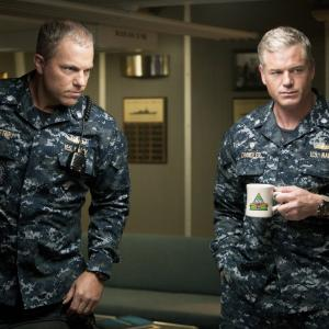 Adam Baldwin, Eric Dane