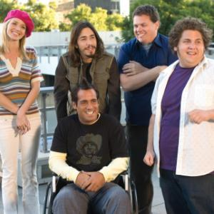 Peter Dante, Kevin Heffernan, Justin Long, Ashley Scott, Jonah Hill