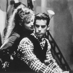 Still of Florence Darel and Ken Higelin in Fausto 1993