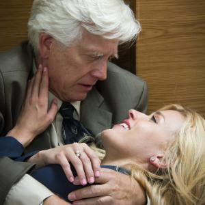 Still of Bruce Davison and Agnes Olech in Stealing Roses