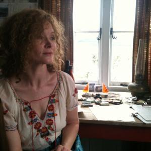 Essie Davis Caitlin Thomas A Poet In New York