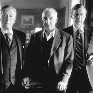 Armin Mueller-Stahl, William B. Davis, John Neville