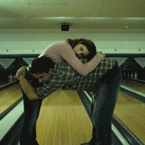 Still of Zooey Deschanel and Paul Schneider in All the Real Girls 2003