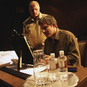 Gordon Clapp and I  Young Playwrights Festival 2008