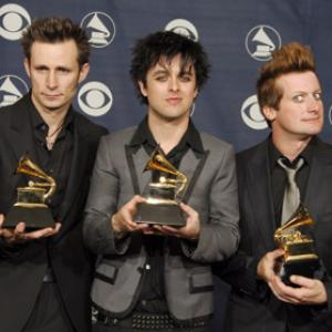 Billie Joe Armstrong, Tre Cool, Mike Dirnt, Green Day