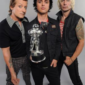 Billie Joe Armstrong, Tre Cool, Mike Dirnt