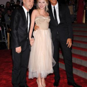 Domenico Dolce, Scarlett Johansson