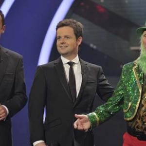 Declan Donnelly, Anthony McPartlin, Jimmy Ford