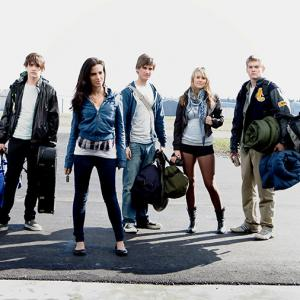 Ryan Donowho, Julianna Guill, Jake Weary, Jessica Lowndes, Landon Liboiron