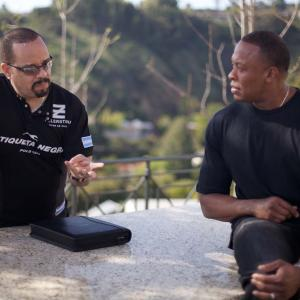 Ice-T, Dr. Dre