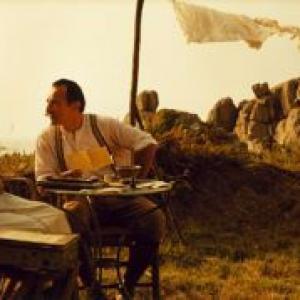 Still of Albert Dupontel and Audrey Tautou in Un long dimanche de fianccedilailles 2004