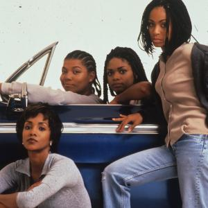 Vivica A. Fox, Jada Pinkett Smith, Queen Latifah, Kimberly Elise