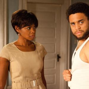 Kimberly Elise, Michael Ealy