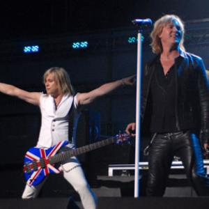 Joe Elliott, Rick Savage
