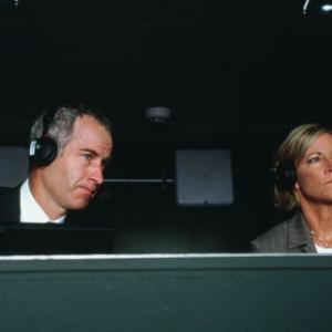 Chris Evert, John McEnroe