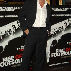 Craig Fairbrass at Rise of the Footsoldier premiere.