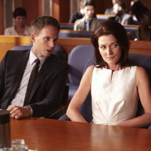 Michelle Fairley, Patrick J. Adams