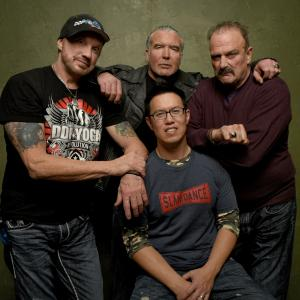 Dallas Page, Scott Hall, Jake Roberts, Steve Yu