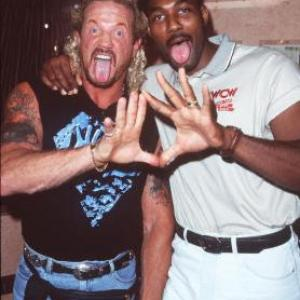 Dallas Page, Karl Malone