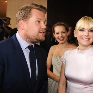 James Corden, Anna Faris