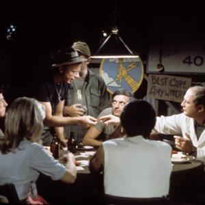 Alan Alda, David Ogden Stiers, Gary Burghoff, William Christopher, Jamie Farr, Mike Farrell, Harry Morgan, Loretta Swit