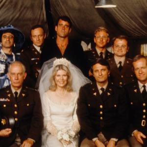 Alan Alda, Gary Burghoff, William Christopher, Jamie Farr, Mike Farrell, Larry Linville, Harry Morgan, Loretta Swit