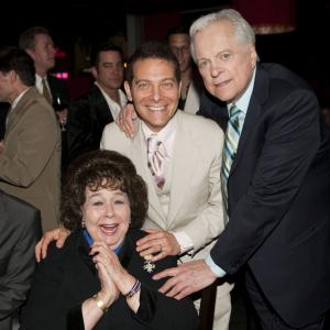 Michael Feinstein, Robert Osborne, Jane Withers