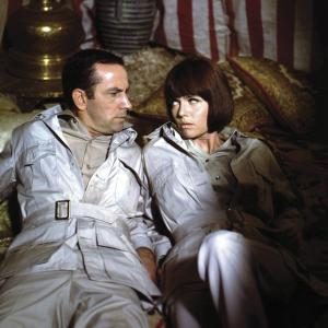 Don Adams, Barbara Feldon