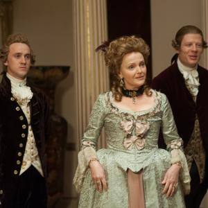Miranda Richardson, Tom Felton, James Norton
