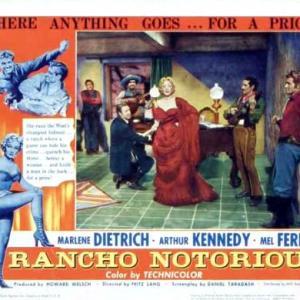 Frank Ferguson in Rancho Notorious 1952