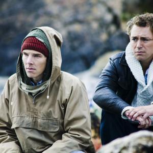 Still of JJ Feild and Benedict Cumberbatch in Third Star 2010
