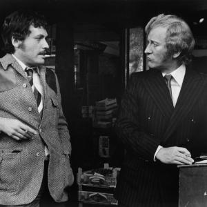 Still of Jon Finch and Barry Foster in Frenzy 1972