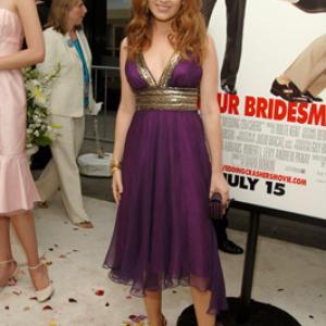 Isla Fisher at event of Wedding Crashers 2005