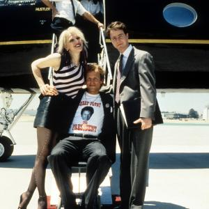 Woody Harrelson, Courtney Love, Edward Norton, Larry Flynt