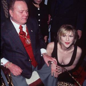 Courtney Love, Larry Flynt