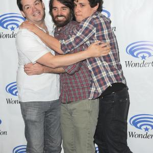 Will Forte, Phil Lord, Christopher Miller