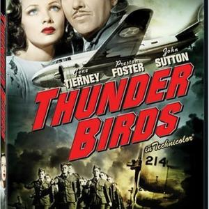 Preston Foster in Thunder Birds Soldiers of the Air 1942