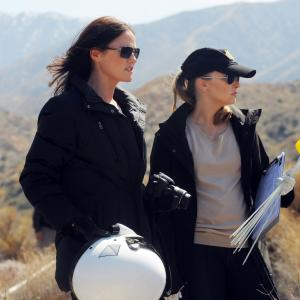 Jorja Fox in CSI kriminalistai (2000)