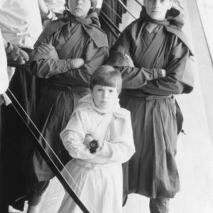 Still of J Evan Bonifant Sean Fox and Max Elliott Slade in 3 Ninjas Kick Back 1994