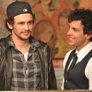 James Franco, Val Lauren