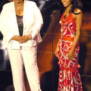 Aretha Franklin and Ameriie