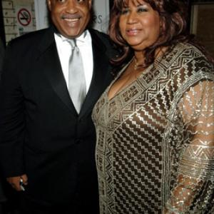 Aretha Franklin and Al Sharpton