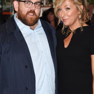 Nick Frost, Tracy Ann Oberman