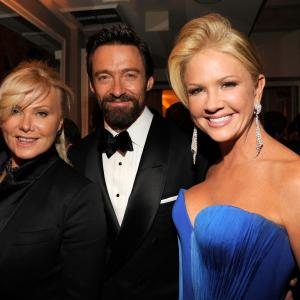 Deborra-Lee Furness, Hugh Jackman, Nancy O