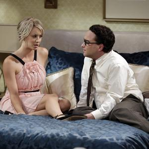Kaley Cuoco-Sweeting, Johnny Galecki